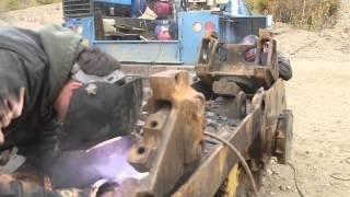 Gold Rush's Parker Schnabel Relies on Miller Welders