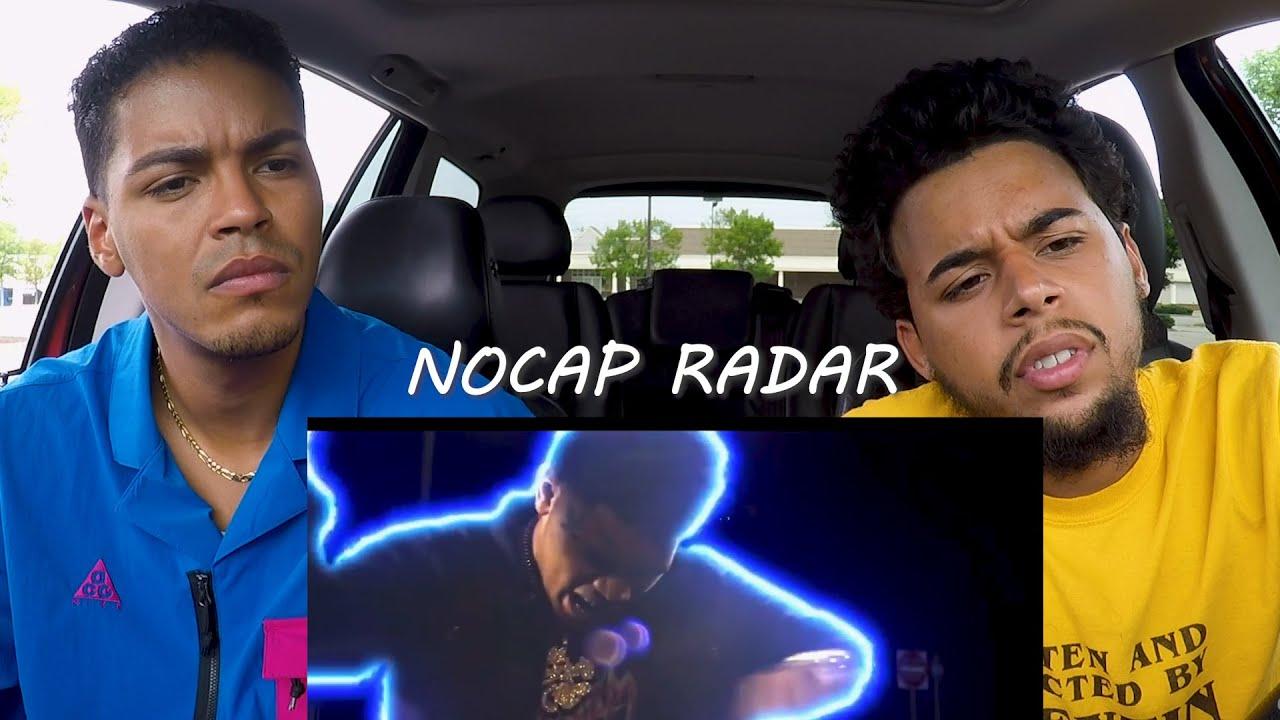 "NOCAP ""RADAR"" OFFICIAL MUSIC VIDEO | REVIEW/REACTION"
