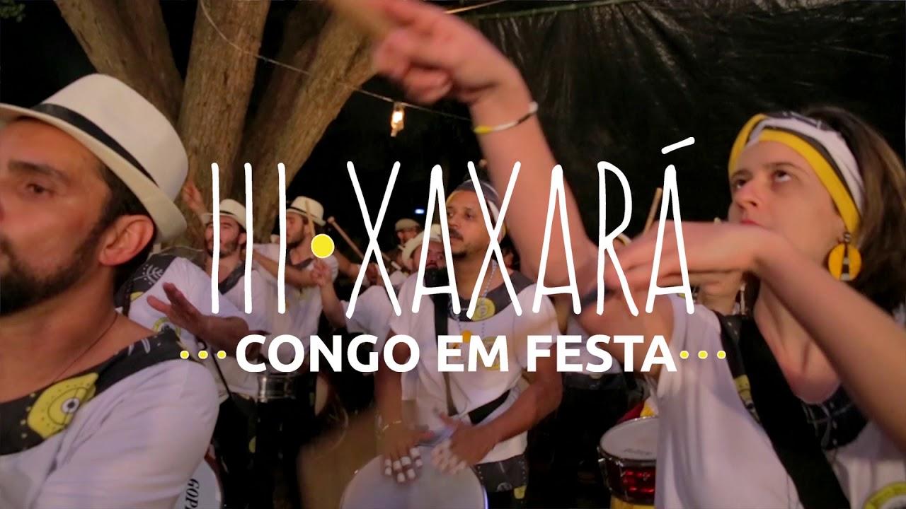 Teaser • III Xaxará • Congo em Festa | na Força de Oyá •