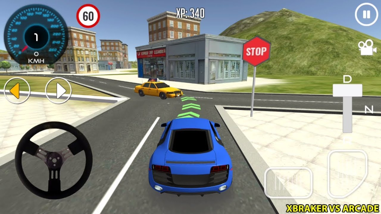 Arcade Driving School >> Car Driving School 3d New Levels Unlocked Android Gameplay 2018 18