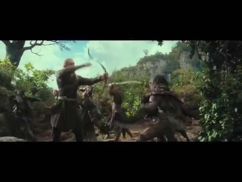 Ed Sheeran - I See Fire |The Hobbit| (Official Movie Song)