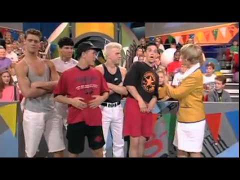 Take That TV Debut 1991