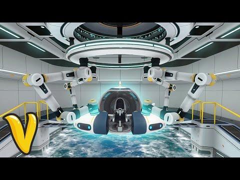 SUBNAUTICA SEAMOTH DOCKING STATION! Subnautica #12