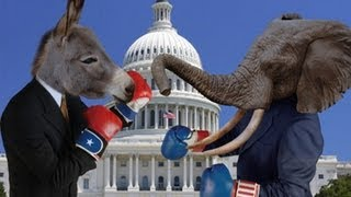 Poll: Who Gets Blamed For Government Shutdown?