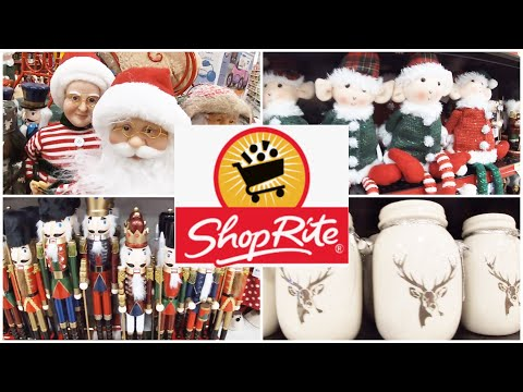 Shoprite Christmas Eve 2020 Shop Rite Christmas 2020 🎄   YouTube