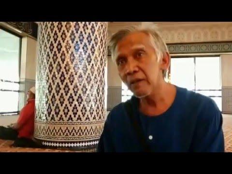 interview of Masjid Negara volunteer( MTG masjid tour guide) [UNGS 2040]