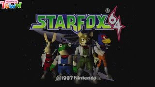 Liveplay - Wii U eShop - Virtual Console N64 - Star Fox 64