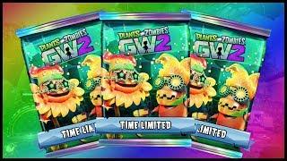 INFINITY PACKS ARE BACK! Plants vs Zombies Garden Warfare 2