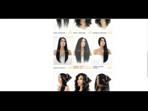 How to Shop for an In Stock Wig at California Lace Wigs and Weaves