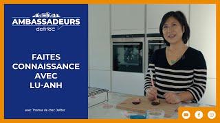 Découvrez nos Ambassadeurs de marque Defitec : Lu-Anh - Episode 3/3