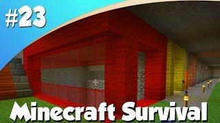 SCHAPEN FARM MOOI MAKEN! (Minecraft #23)