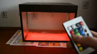 Крышка с подсветкой для аквариума своими руками (ч.2).