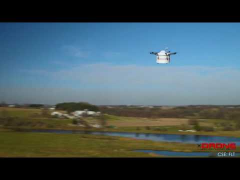 Drone Delivery Canada - Depot to Depot platform explained - December 1 2016