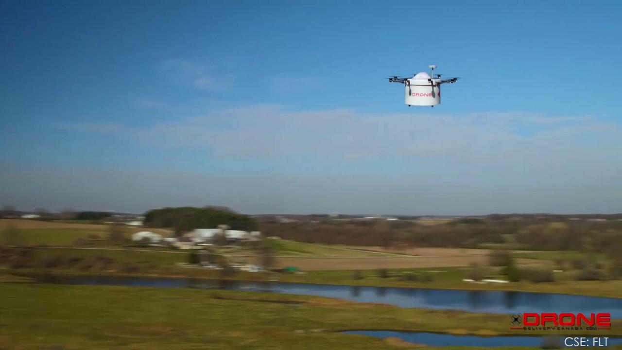 drone delivery canada aktie