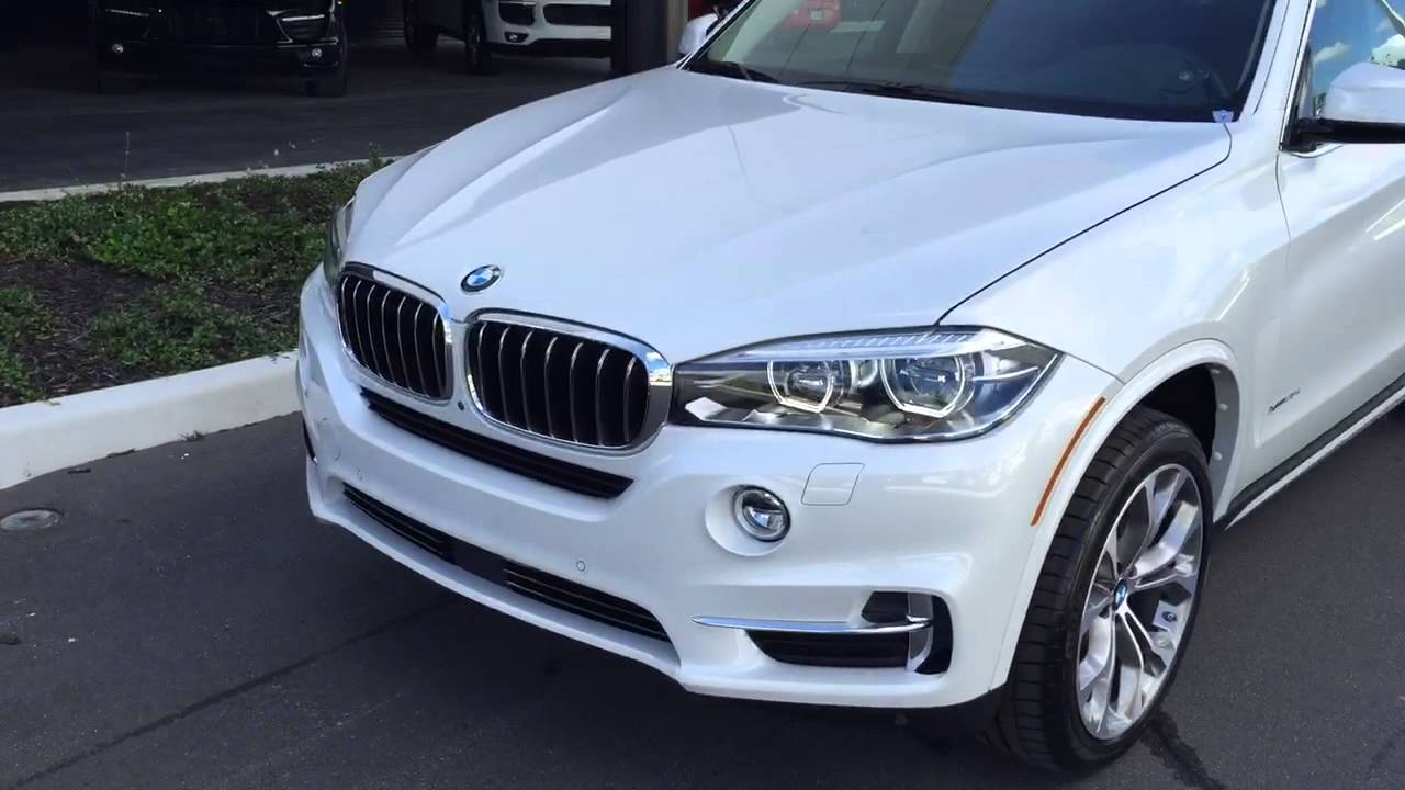 2016 Bmw X5 X Line Vs Luxury Line Youtube