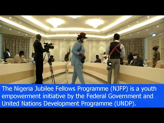 Get a job under the Nigerian Jubilee Fellows  Programme