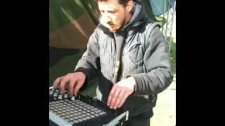 ZEFLive Act part2@T2M sound on Teknival 2K10 (1er mai, la tour du crieu 09)