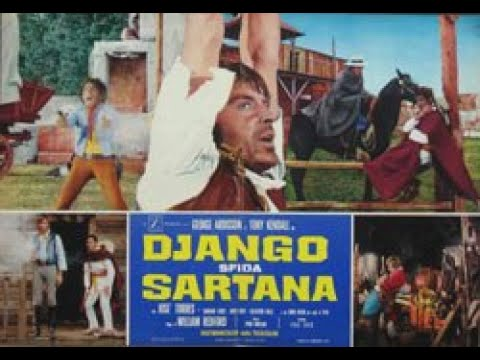 Django Sfida Sartana - Full Movie Italian Version by Film&Clips