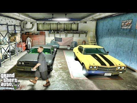 GTA 5 REAL LIFE MOD - BENNY'S LIFE - THE PARTY (GTA 5 REAL