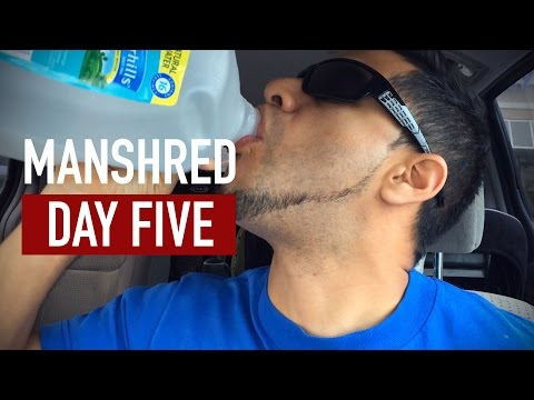 SHRED10 - ManShred Day 5 How to eat well for working out