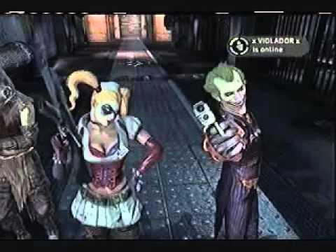 Batman: Arkham Asylum: Part 43 The Odd and Quick Silent Takedown |