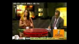 dr manjur chowdhury on channel 71 talk show ekattor journal