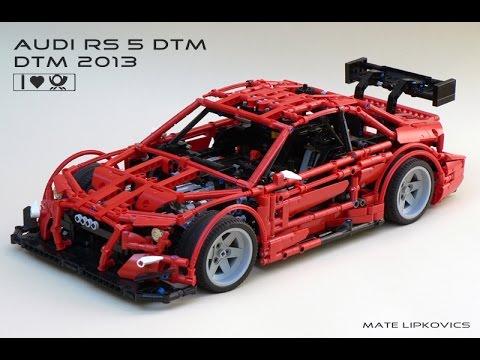 Lego Technic Audi RS 5 DTM