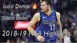 Luka Doncic Space Cadet 2018-19 NBA highlights Mix!!