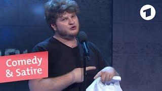 Jan Philipp Zymny: Eine Szene im Taxi