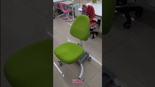 видео Ортопедический детский стул FunDesk SST1 Blue