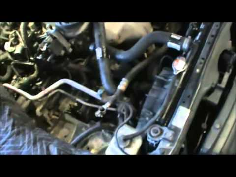 how to replace your honda, accord, civic, crv, pilot starter with beauthemechanic  YouTube