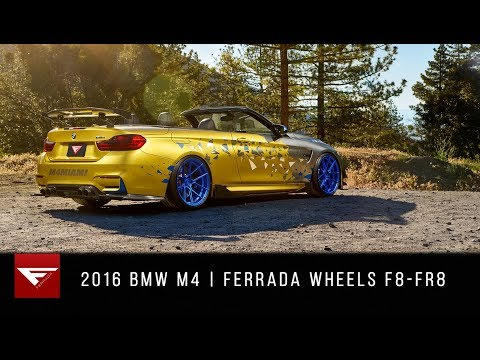 Don't Be Normal | 2016 BMW M4 | Ferrada Wheels F8FR8