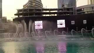 The Dubai Fountain - O Mio Babbino Caro