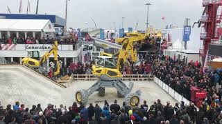 MM TV Demoshow BAUMA 2019