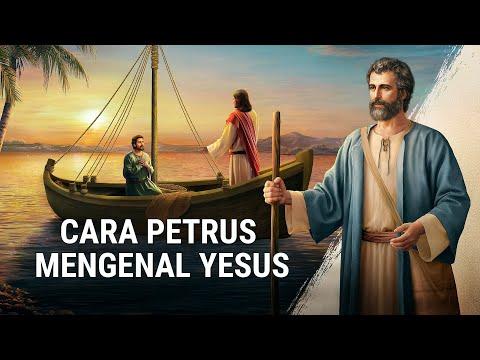 Bacaan Firman Tuhan Yang Mahakuasa | Cara Petrus Mengenal Yesus