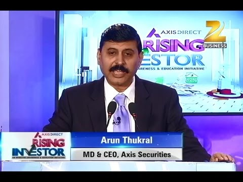 Axis Direct Zee Business Rising Investor Indore Event - Telecast