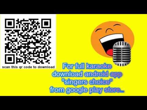 Vande matharam karaoke   Vande matharam srinivas karaoke