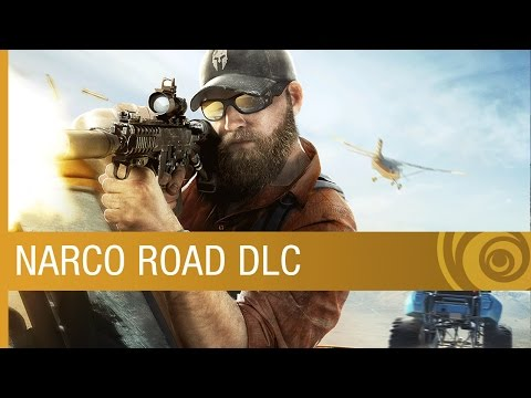 Tom Clancy's Ghost Recon Wildlands Trailer: Narco Road DLC - Expansion 1  [US]