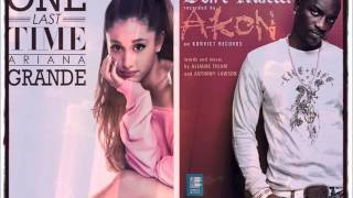 Akon vs Ariana Grande - Don