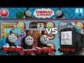 Thomas & Friends - Budge World Games - Thomas, James and Rosie vs Diesel