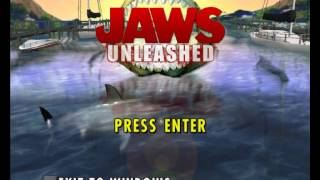 Jaws Unleashed Main Title