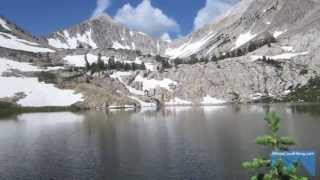 White Clouds - Sheep Lake - Big Boulder Chain Lakes