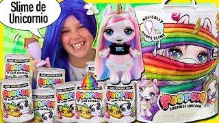 Poopsie, el unicornio que hace caquita de slime!! 10 sorpresas de a...