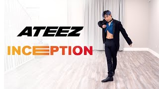 ATEEZ - 'INCEPTION' Dance Cover | Ellen and Brian
