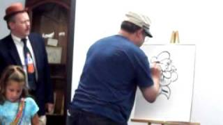 Drawing With Wimpy & Bluto