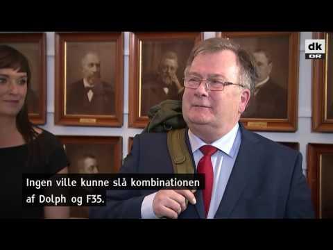 Kristian Jensen sammenligner Claus Hjort Frederiksen med den lyseblå flodhest Dolph