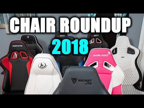 buy-the-best-gaming-chair!-|-gaming-chair-roundup-2018