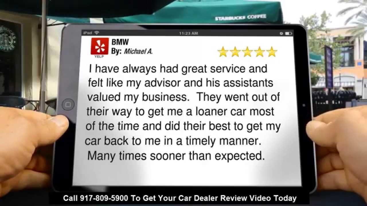 Car Dealer Reviews >> Car Dealer Video Reviews Bmw Dealer Sample Review