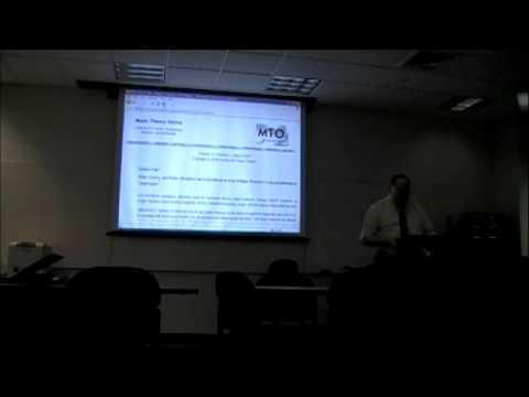 Brownbag on Music Librarianship Part 4