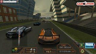 Fast Circuit 3D Racing PACK 2, 3D Car Racing Games, İncredible Vehicles, Flash Game Video